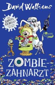 David Walliams: Zombie-Zahnarzt, Buch