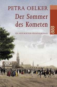 Petra Oelker: Der Sommer des Kometen, Buch