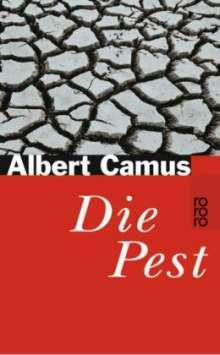 Albert Camus: Die Pest, Buch