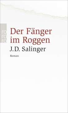 Jerome David Salinger: Der Fänger im Roggen, Buch