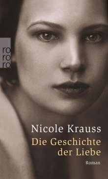 Nicole Krauss: Die Geschichte der Liebe, Buch