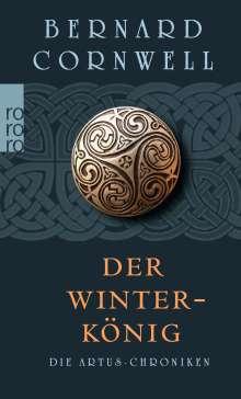 Bernard Cornwell: Die Artus-Chroniken 01. Der Winterkönig, Buch
