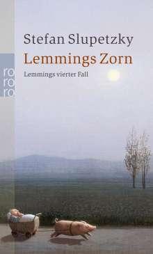 Stefan Slupetzky: Lemmings Zorn, Buch