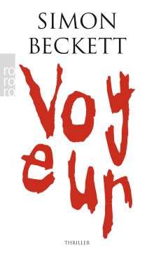 Simon Beckett: Voyeur, Buch