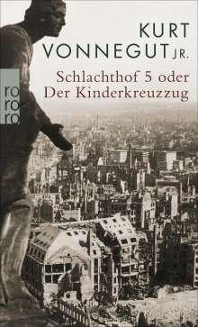Kurt Vonnegut: Schlachthof 5 oder Der Kinderkreuzzug, Buch
