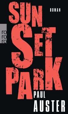 Paul Auster: Sunset Park, Buch
