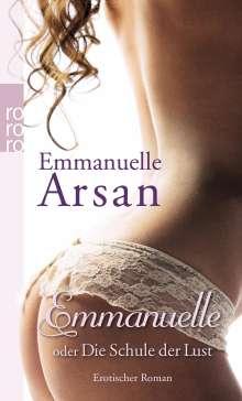 Emmanuelle Arsan: Emmanuelle oder Die Schule der Lust, Buch