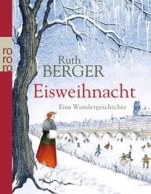 Ruth Berger: Eisweihnacht, Buch