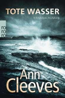 Ann Cleeves: Tote Wasser, Buch