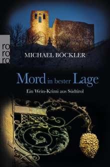 Michael Böckler: Mord in bester Lage, Buch