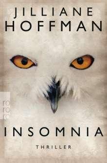 Jilliane Hoffman: Insomnia, Buch