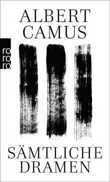 Albert Camus: Sämtliche Dramen, Buch