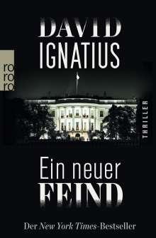 David Ignatius: Ein neuer Feind, Buch