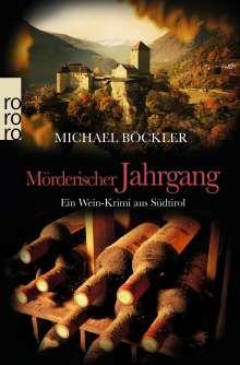 Michael Böckler: Mörderischer Jahrgang, Buch