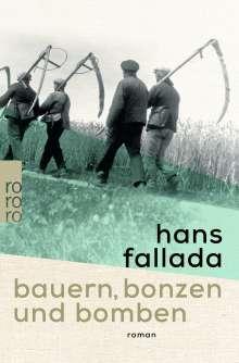 Hans Fallada: Bauern, Bonzen und Bomben, Buch
