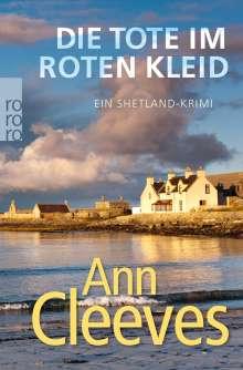 Ann Cleeves: Die Tote im roten Kleid, Buch