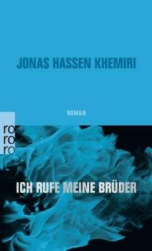 Jonas Hassen Khemiri: Ich rufe meine Brüder, Buch