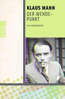 Klaus Mann: Der Wendepunkt, Buch