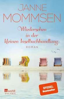 Janne Mommsen: Wiedersehen in der kleinen Inselbuchhandlung, Buch