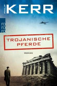 Philip Kerr: Trojanische Pferde, Buch