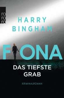 Harry Bingham: Fiona: Als ich tot war, Buch