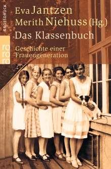 Das Klassenbuch. Großdruck, Buch