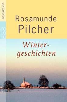 Rosamunde Pilcher: Wintergeschichten, Großdruck, Buch