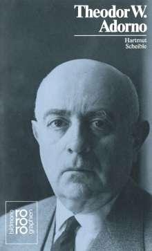 Hartmut Scheible: Theodor W.Adorno, Buch