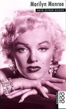 Ruth-Esther Geiger: Marilyn Monroe, Buch