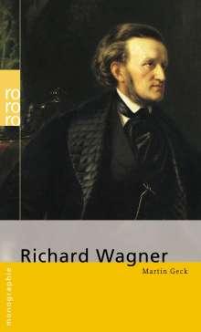 Martin Geck: Richard Wagner, Buch