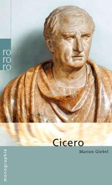 Marion Giebel: Marcus Tullius Cicero, Buch