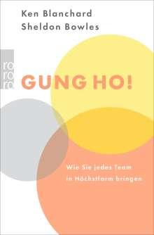Kenneth Blanchard: Gung Ho!, Buch