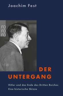 Joachim Fest: Der Untergang, Buch