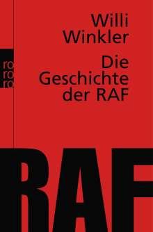 Willi Winkler: Die Geschichte der RAF, Buch