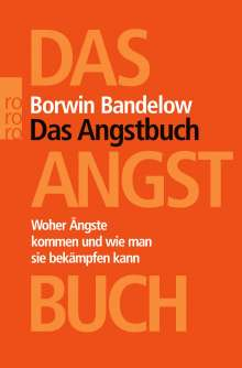 Borwin Bandelow: Das Angstbuch, Buch