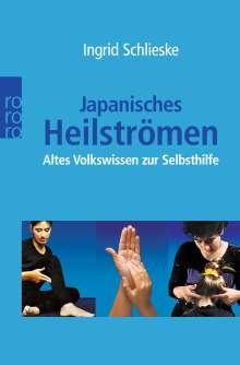 Ingrid Schlieske: Japanisches Heilströmen, Buch