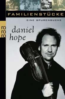 Daniel Hope: Familienstücke, Buch