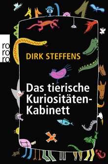 Dirk Steffens: Das tierische Kuriositätenkabinett, Buch