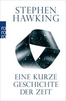 Stephen W. Hawking (1942-2018): Eine kurze Geschichte der Zeit, Buch