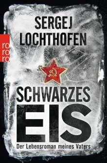 Sergej Lochthofen: Schwarzes Eis, Buch