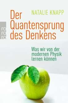 Natalie Knapp: Der Quantensprung des Denkens, Buch