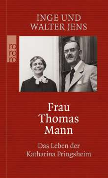 Inge Jens: Frau Thomas Mann, Buch