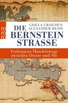 Gisela Graichen: Die Bernsteinstraße, Buch
