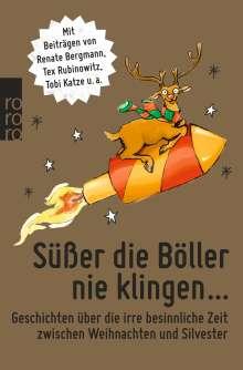 Renate Bergmann: Süßer die Böller nie klingen ..., Buch
