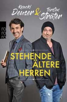 Torsten Sträter (geb. 1966): Stehende ältere Herren, Buch