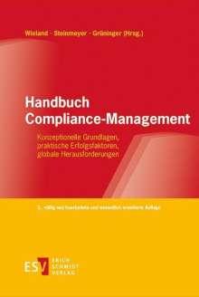 Handbuch Compliance-Management, Buch