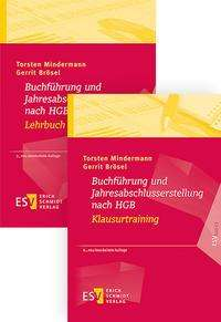 Gerrit Brösel: Paket aus den zwei Büchern:Buchführung und Jahresabschlusserstellung nach HGB - Lehrbuch und Buchführung und Jahresabschlusserstellung nach HGB - Klausurtraining, Buch