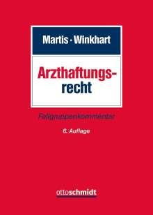Rüdiger Martis: Arzthaftungsrecht, Buch