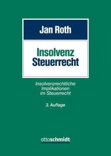 Jan Roth: Insolvenzsteuerrecht, Buch