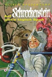 Oliver Hassencamp: Die Jungen von Burg Schreckenstein 03. Auf Schreckenstein gibt's täglich Spaß, Buch